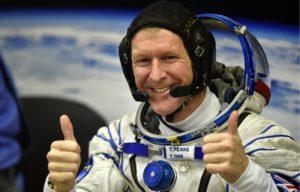 британский космонавт Тим Пике